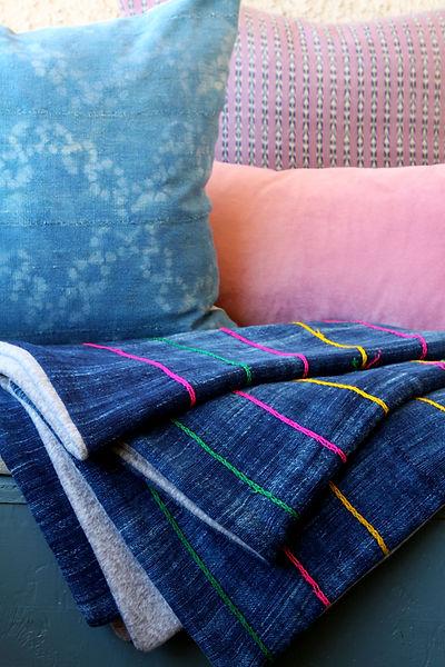 STITCH + STRAND handmade blankets