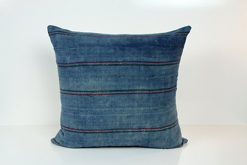 "Just My Stripe 22""x22"" Pillow Cover"