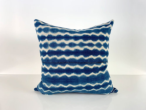 "Make Waves 20""x20"" Pillow Cover"