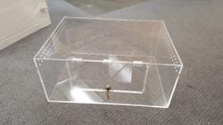 Plastic Reptile Display Box View3