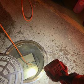 Walmart Hydro Jet Clean Sewer Grease Manassas VA