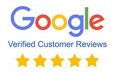 Google 5 star verified REviews Logo.png