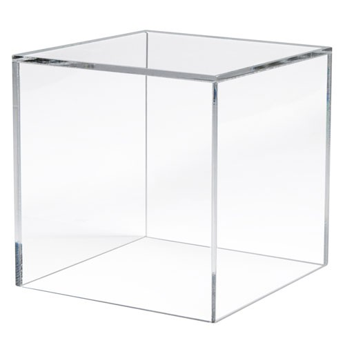 Acrylic Sealed Display Case