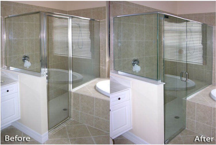 Zack Bathroom Mirrors window glass & mirrors | lorton va| zack's glass mirror