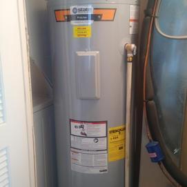 7682 Wankoma Drive, 50 gal. electric hot water heater