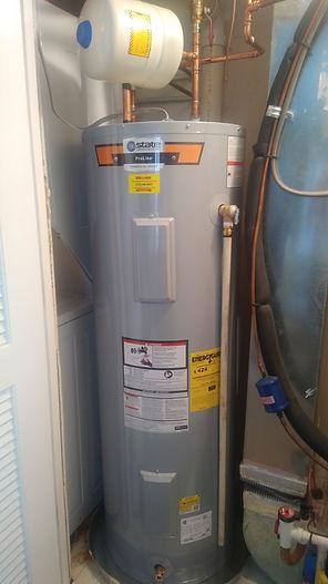 50 gallon-electric-hot-water-tank-falls-
