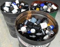 Oil Filter Recycling, Long Island, NY