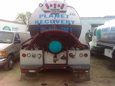 Waste Oil, Water, Vac Truck Pump Out Service NY