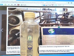 Reverse Osmosis Engine Coolant, Desalination and now Drinking Water!!