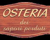 Logo Osteria dei sapori perduti