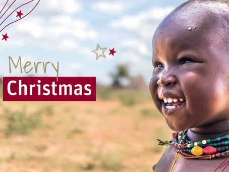 A Very Merry Christmas from Africa !!!
