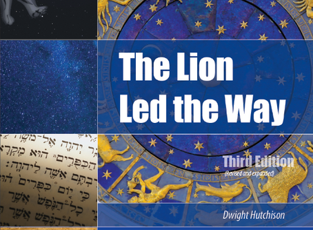 Book: The Lion Led The Way