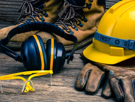 3 Tips for Staying Safe in the Workplace PPE