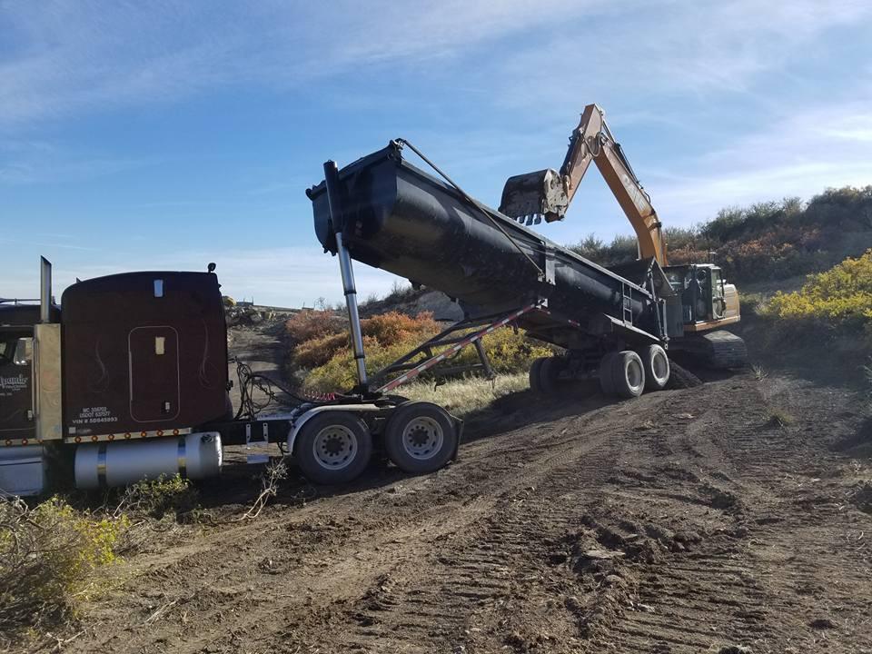 Colorado's premiere excavating company