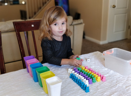 Fun Ways to Count with Kids
