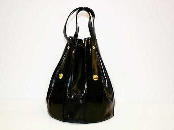 Cerruti Black Duffle Bag