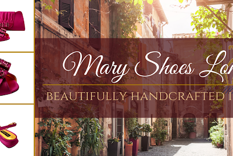 Our Exquisite Very Low Heeled Wedding Shoes