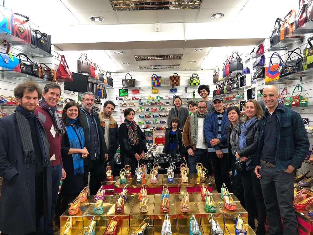 Alexandre Da Cunha & Pablo Accinelli exhibition @ Mary Shoes