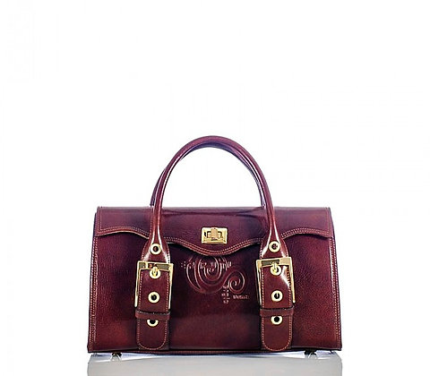 Mini, Cerruti brown handbag