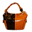 Thumbnail: Cerruti Multicolour Leather Large Tote Bag