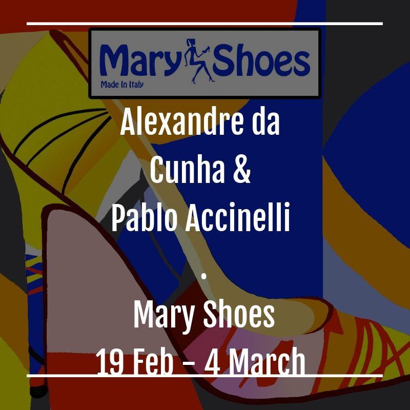 Alexandre Da Cunha_Pablo Accinelli exhibition @maryshoeslondon