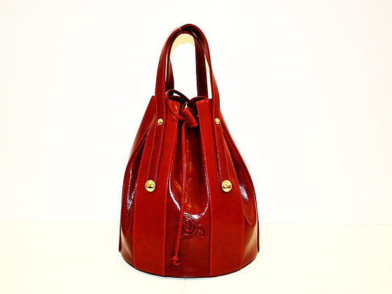 Cerruti Red Duffle Bag