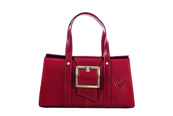 Cerruti Red Handbag