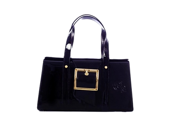 Cerruti black handbag
