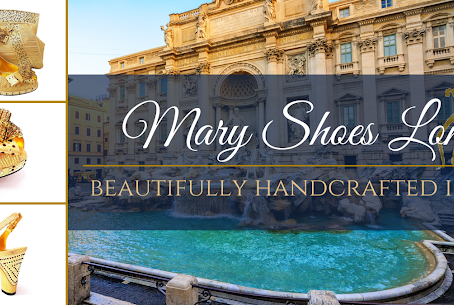 Handmade Italian Wedding Shoes Exclusively at Mary Shoes