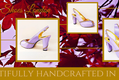 Lucia in Lilac, Sweet & Sexy - Beautifully Handcrafted in Italy