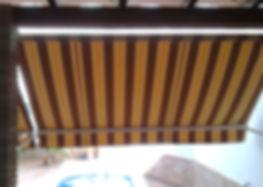 toldo porche balcon