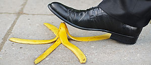 Slip and Fall on a Banana