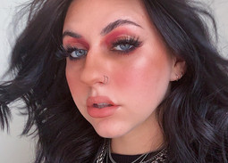 How to Add a Spooky Edge to your Makeup Routine