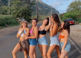 Travel Diaries: Hawaii
