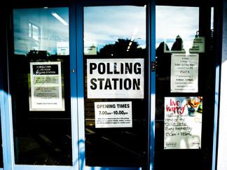 Your Vote Matters:  Kentucky Gubernatorial Race