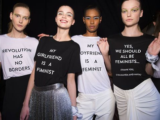 Fashion activism: Our past, present and future