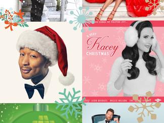 A Christmas Classics Playlist with a Twist