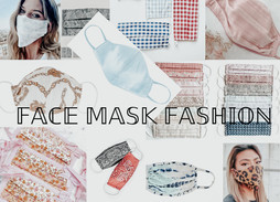 Face Mask Fashion: A Whole New World