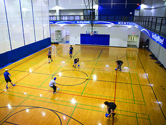 Club Dodgeball: An Ultra-Competitive Twist On Gym Class