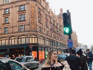 Shopping in London: A Dream Come True