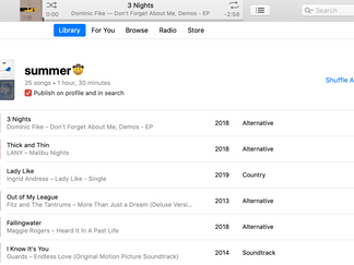 19 Songs For Your Summer '19 Playlist