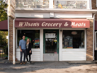 The story of Corey Maple and Wilson's Grocery