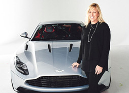 Life Advice from the First Female President of Aston Martin and UK Alumna, Laura Schwab