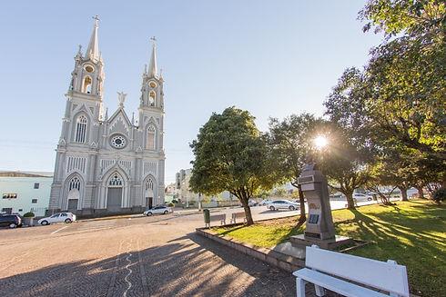 Igreja matriz de Guaporé