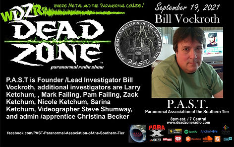 Dead Zone with Bill Vockroth P.A.S.T.  .jpg