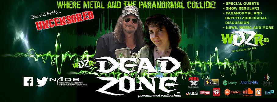 new Dead Zone cover 2018-19  Loose Scott