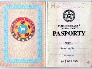 Eski tip Türkmenistan pasaportu olanlar oturma izni alabilir mi?