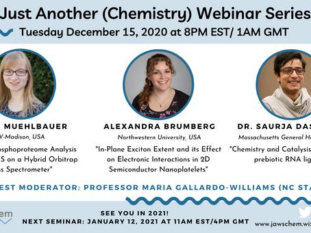 December 15, 2020 Webinar Speakers