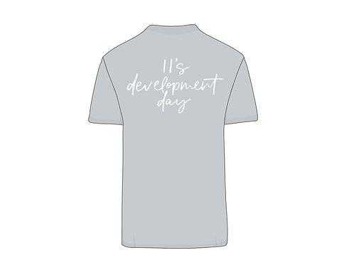 11s Development Day Shirt