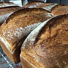 Tin Loaves - White, Wholemeal & Multigrain